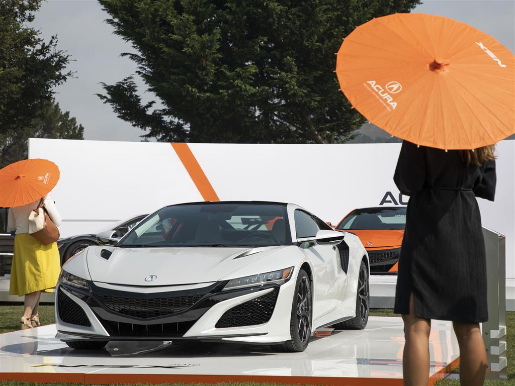 2019 Acura Nsx News And Information Conceptcarz Com
