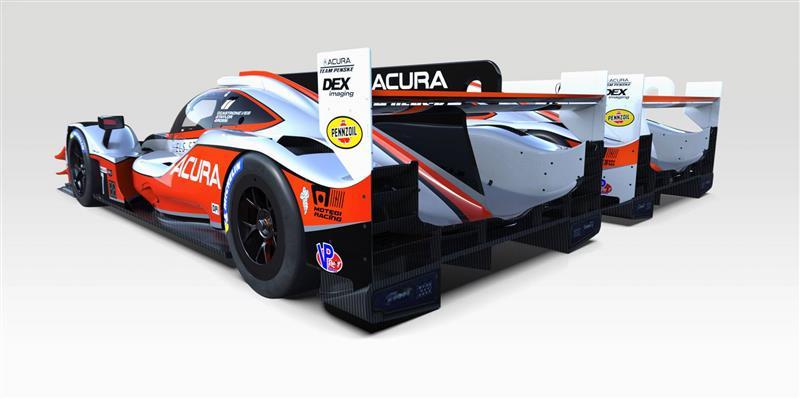 2019 Acura ARX-05 Prototype