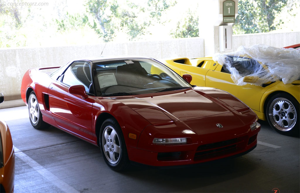 Auction Results And Data For 1991 Acura Nsx Conceptcarz Com