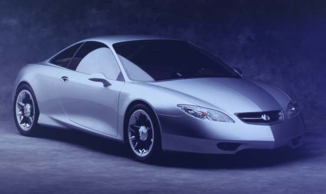 1995 Acura CL-X Concept pictures and wallpaper