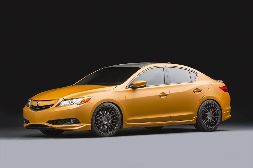 2013 Acura Street Performance ILX News And Information