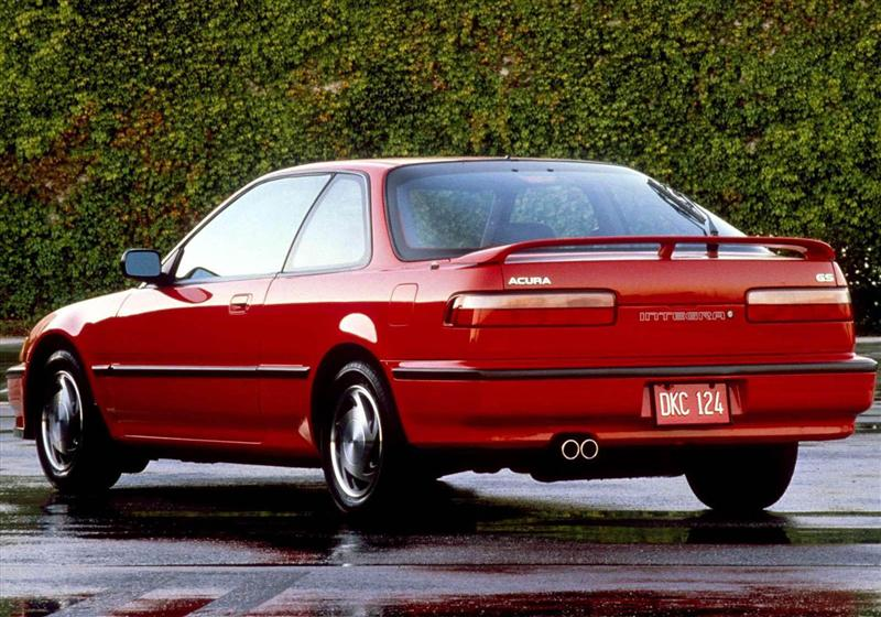 1990 Acura Integra History Pictures Value Auction Sales Research
