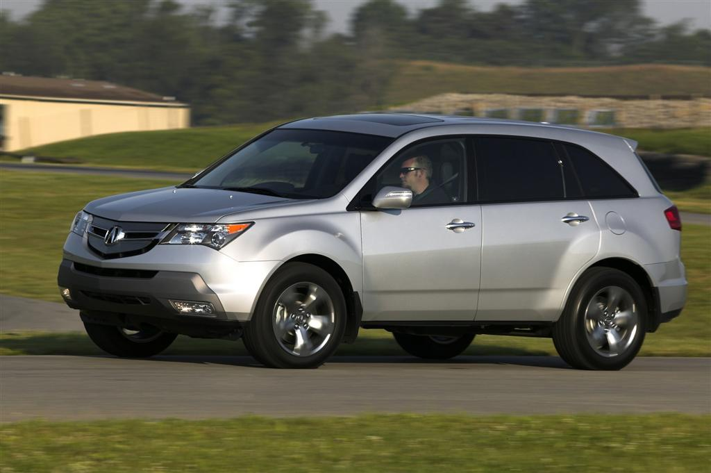 Car Audio Packages >> 2009 Acura MDX News and Information - conceptcarz.com