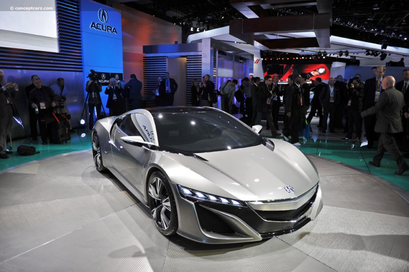 2012 Acura Nsx Concept Image Photo 7 Of 19