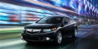 Acura TSX Monthly Vehicle Sales