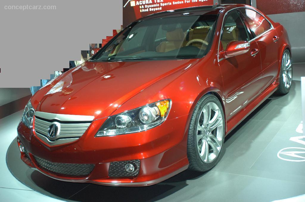 auction results and sales data for 2006 acura rl a spec. Black Bedroom Furniture Sets. Home Design Ideas
