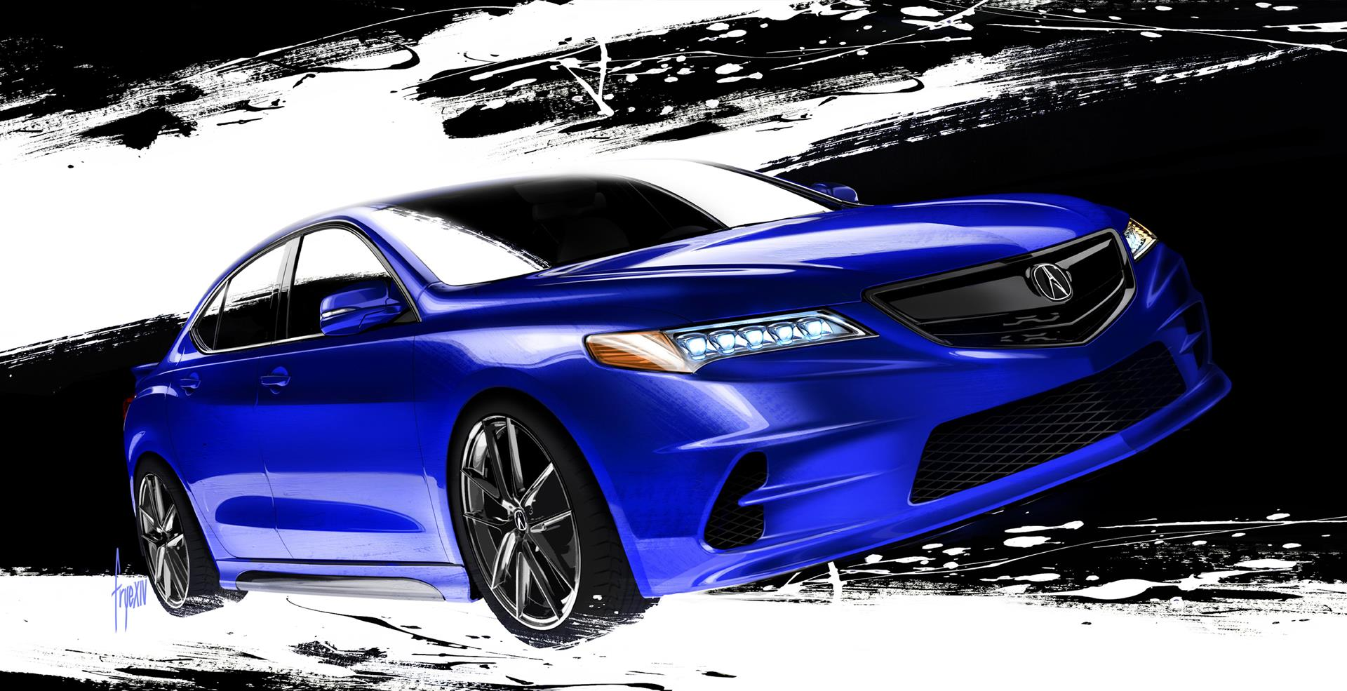 2015 Galpin Auto Sports TLX News and Information