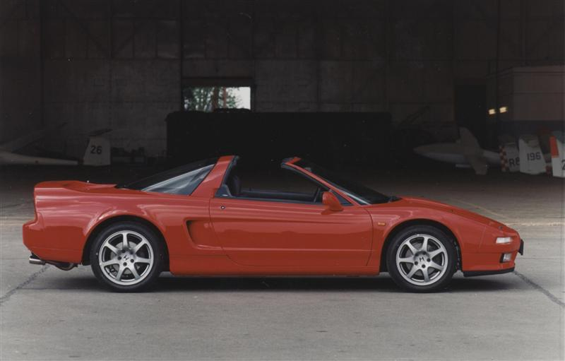 2001 Acura Nsx T Conceptcarzcom