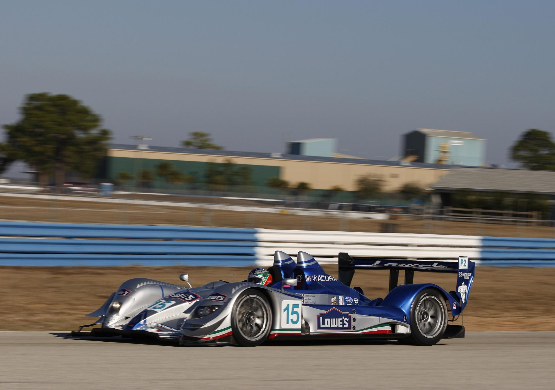 2009 Acura ARX 02a News And Information Research Pricing