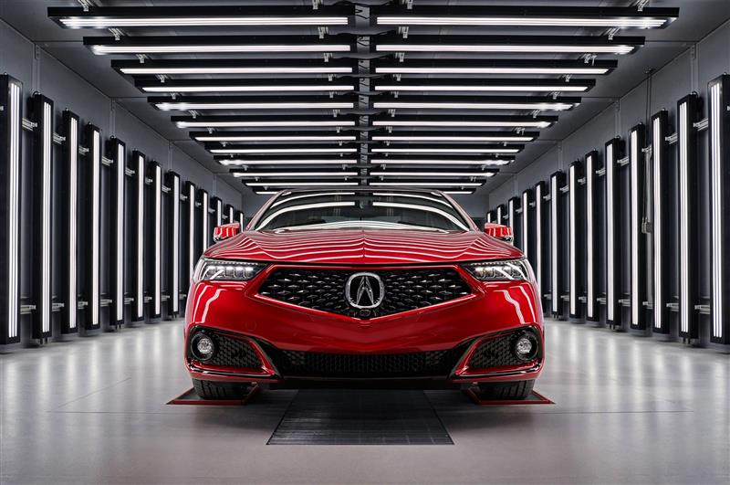 2019 Acura TLX PMC Edition