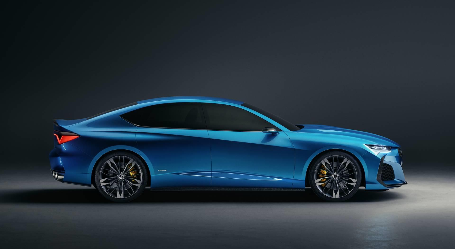 Acura Type R >> 2019 Acura Type S Concept News and Information, Research, and Pricing