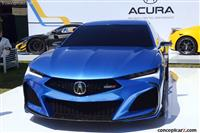 2019 Acura Type S Concept