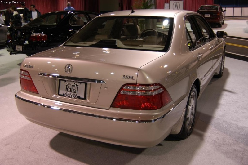 2003 acura rl image. photo 4 of 15