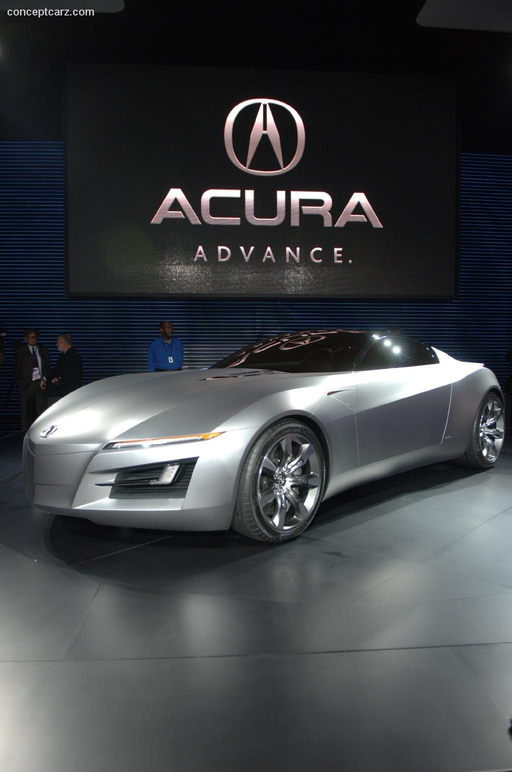 2007 acura advanced sports car concept image. Black Bedroom Furniture Sets. Home Design Ideas