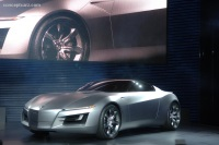 Image of the Advanced Sports Car Concept