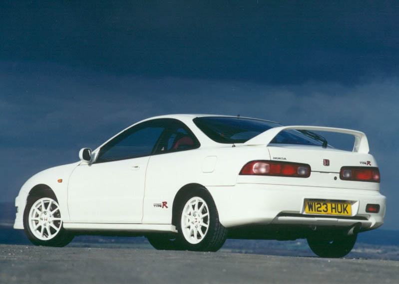 Auction Results and Sales Data for 2001 Acura Integra Type R