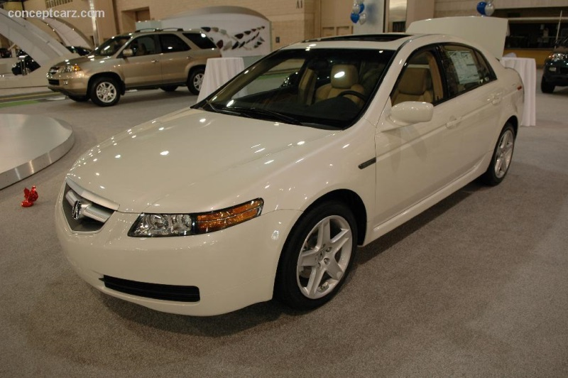 Acura TL History Pictures Value Auction Sales Research And News - 2006 acura tl wheel specs