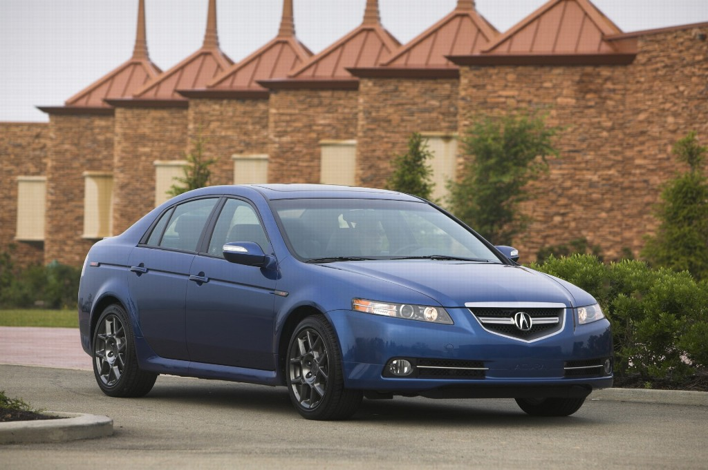2007 acura tl pictures history value research news. Black Bedroom Furniture Sets. Home Design Ideas