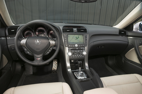 2007 Acura TL Type-S Image. Photo 2 of 4