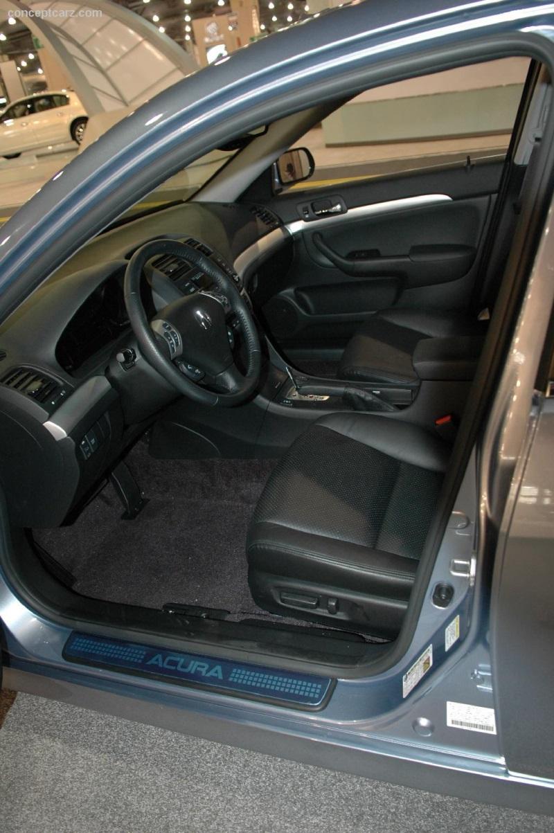 2006 Acura Tsx Conceptcarz Com