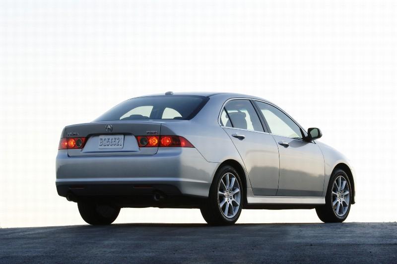 2007 Acura TSX thumbnail image