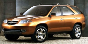 Auction Results And Sales Data For Acura MDX - Acura mdx 2001 for sale