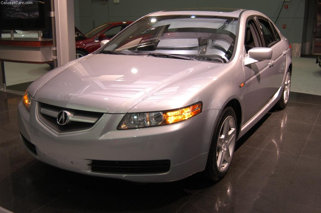 2004 Acura Tl History Pictures Value Auction Sales Research And News