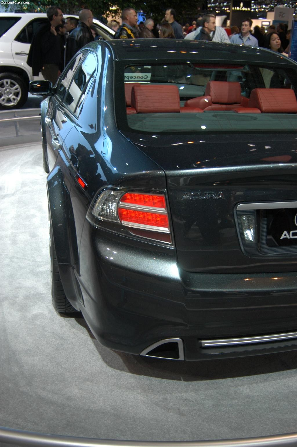 2004 acura tl a spec image photo 7 of 16. Black Bedroom Furniture Sets. Home Design Ideas