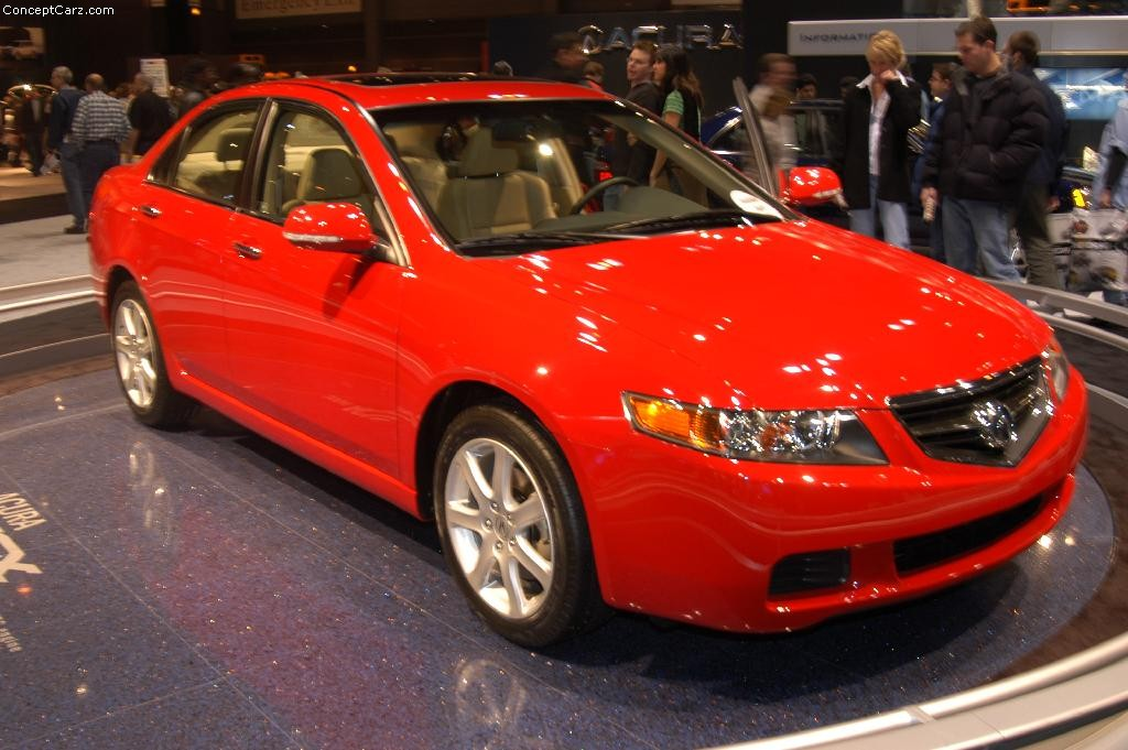 Acura TSX Technical Specifications And Data Engine - Acura client relations
