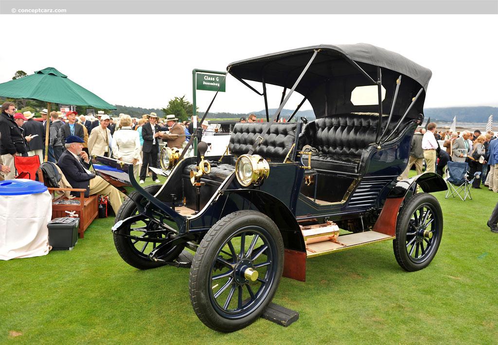 Adams Auto Sales >> 1906 Adams-Farwell Series 6 History, Pictures, Sales Value ...