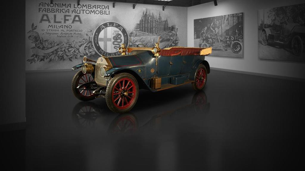 1910 Alfa Romeo 24HP Image
