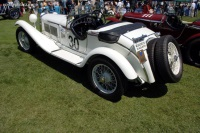1930 Alfa Romeo 6C 1750 GS