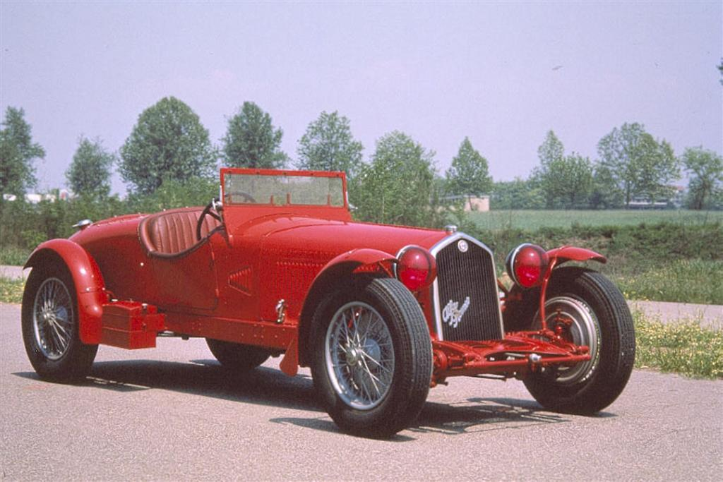1932 Alfa Romeo P3 Tipo B History, Pictures, Sales Value, Research And News