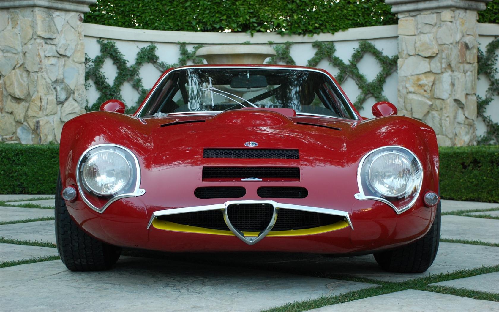 1965 Alfa Romeo Giulia Tz2 Image