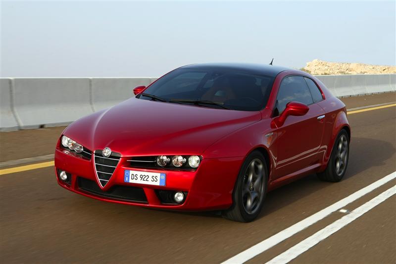2009 Alfa Romeo Brera S News And Information