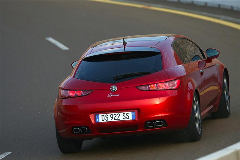 2009 Alfa Romeo Brera S Image Photo 6 Of 21