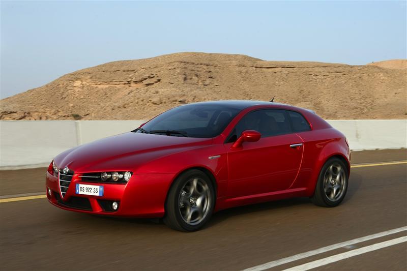 2009 Alfa Romeo Brera S Image Photo 12 Of 21