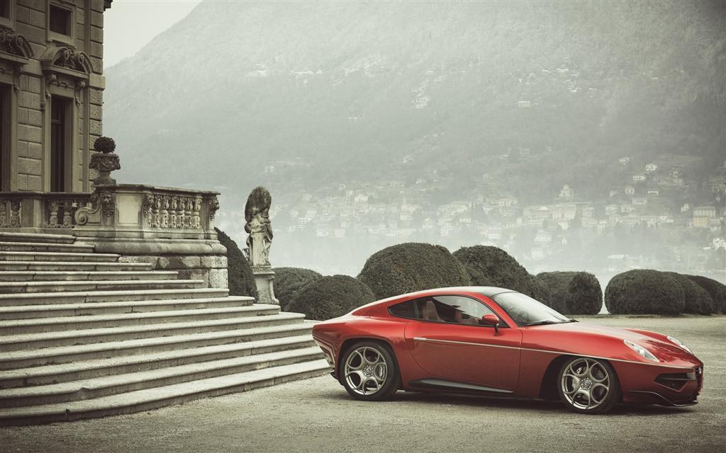 2012 Alfa Romeo Disco Volante Concept News And Information Research