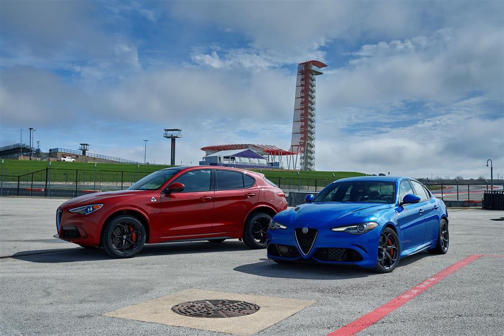 2018 Alfa Romeo Giulia Quadrifoglio News And Information