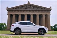 Alfa Romeo Stelvio Monthly Vehicle Sales