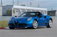 Popular 2020 Alfa Romeo 4C Spider Italia Wallpaper