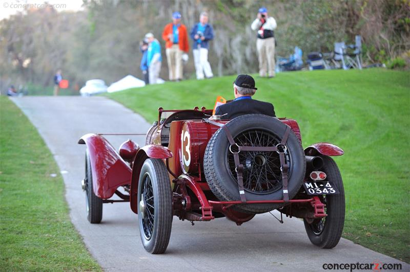 1923 Alfa Romeo Rl History Pictures Value Auction Sales Research