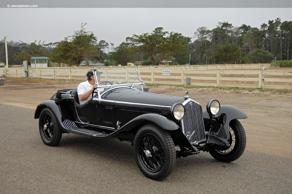 Auction Results and Sales Data for 1931 Alfa Romeo 6C 1750