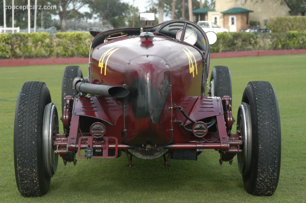 1933 Alfa Romeo 8C 2300 Monza Image Httpswww
