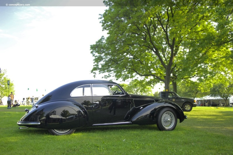 1938 Alfa Romeo 6c 2300b History Pictures Value Auction Sales