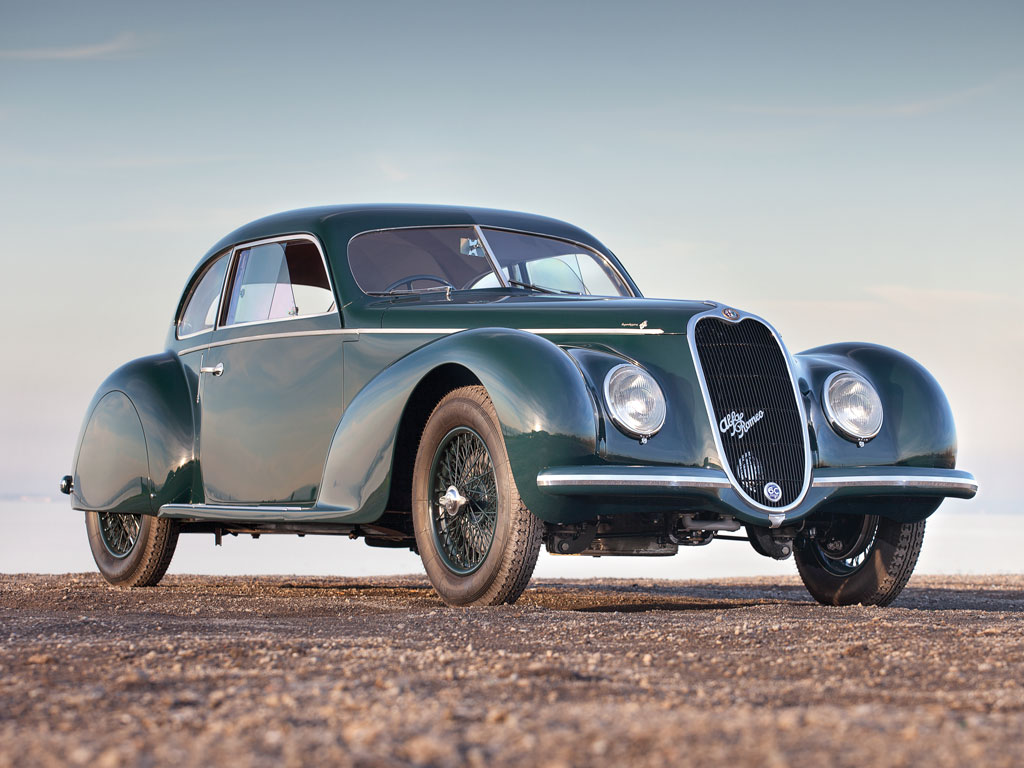 1939 alfa romeo 6c 2500 history pictures sales value research and news. Black Bedroom Furniture Sets. Home Design Ideas