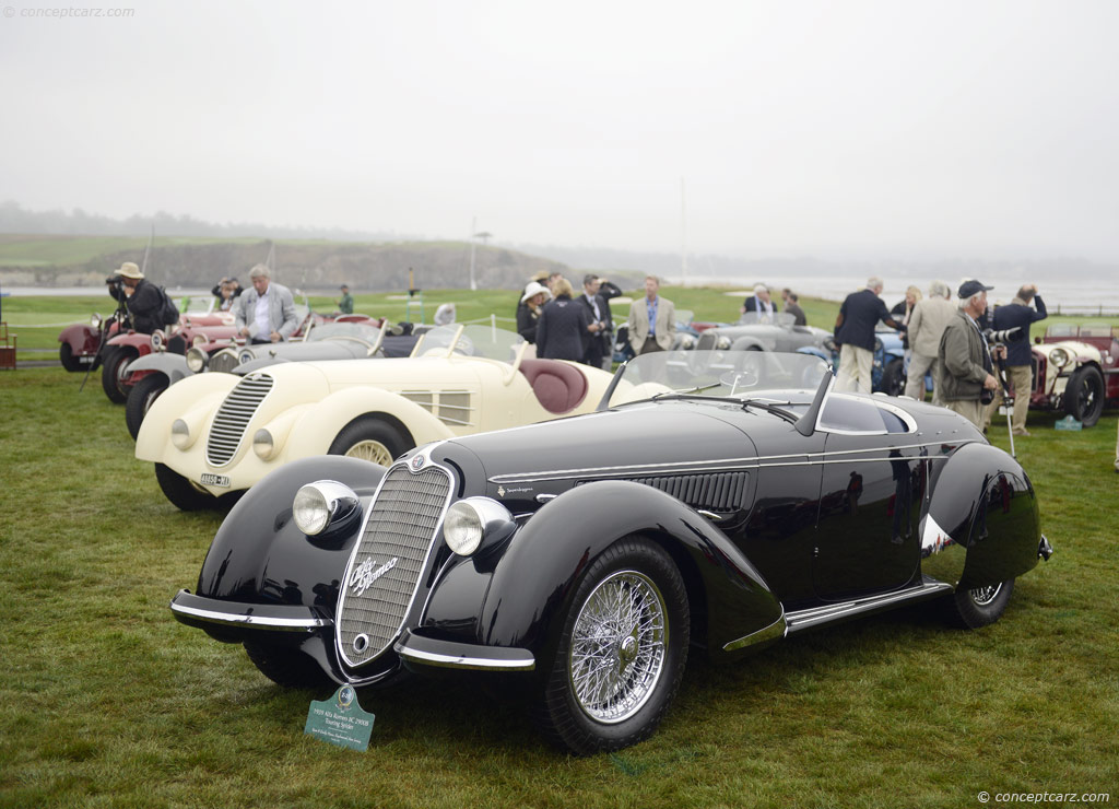 auction results and sales data for 1939 alfa romeo 8c 2900b. Black Bedroom Furniture Sets. Home Design Ideas