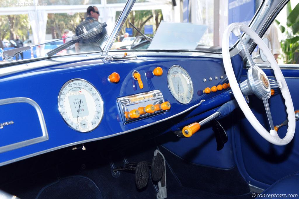 1947 Alfa Romeo 6c 2500 Image Chassis Number 915539
