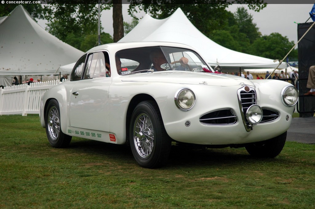 1952 Alfa Romeo 1900c Image Chassis Number 01047