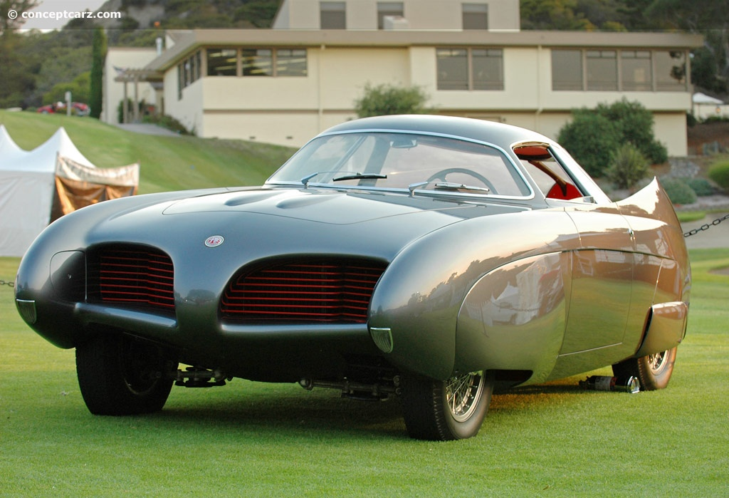 1953 Alfa Romeo B.A.T. 5 History, Pictures, Value, Auction Sales ...